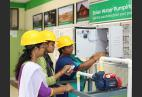 National Skill Development Corporation (NSDC) and Schneider Electric India setup a Centre of Excellence (CoE) in Bangalore with a focus on Power, Solar and Automation