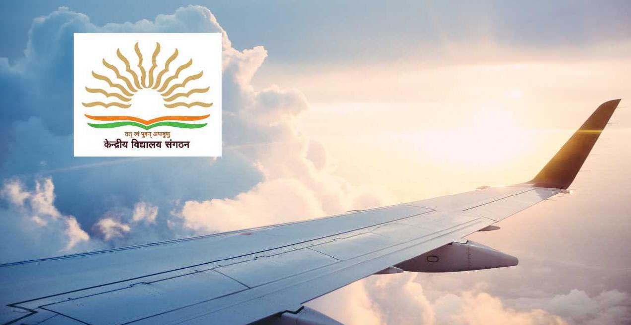 Kendriya Vidyalaya Students to Travel by Air for National Level Events