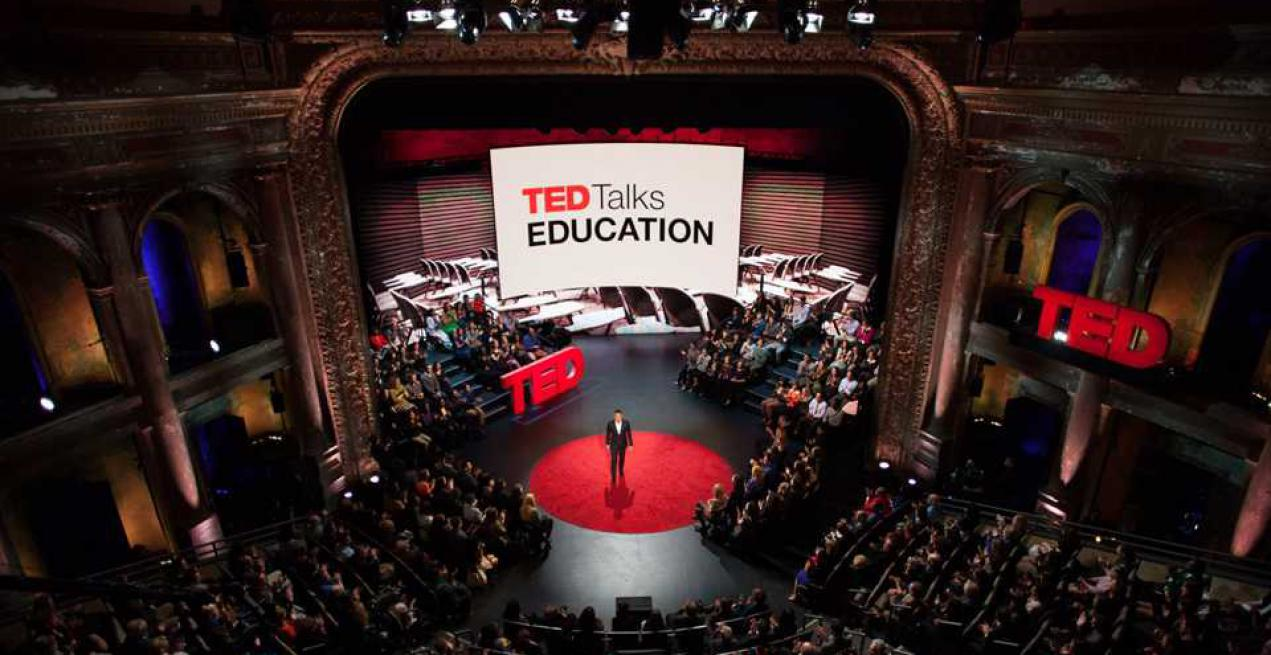 Teacher, Need Inspiration? Watch these TED Talks