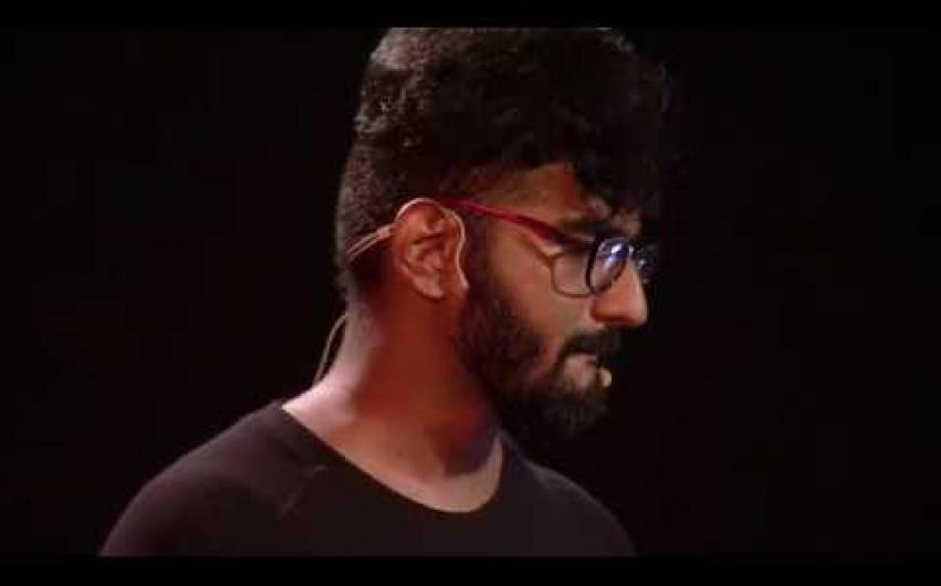 Adhitya Iyer: The Interesting Story Of Our Educational System | TEDTalk At TEDxCRCE