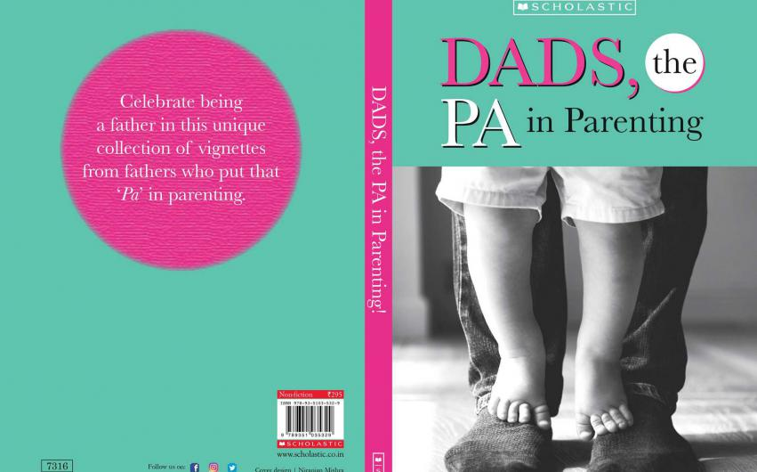 Book Review: Dads, The PA In Parenting