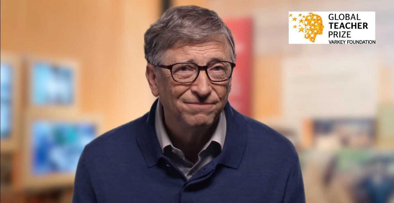 Bill Gates announces top ten finalists for Varkey Foundation's Global Teacher Prize 2018
