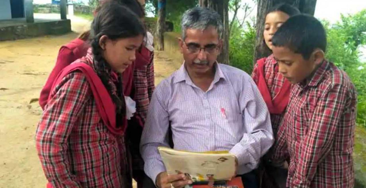 This Principal is Bridging The Gender Gap in Rural Uttarakhand