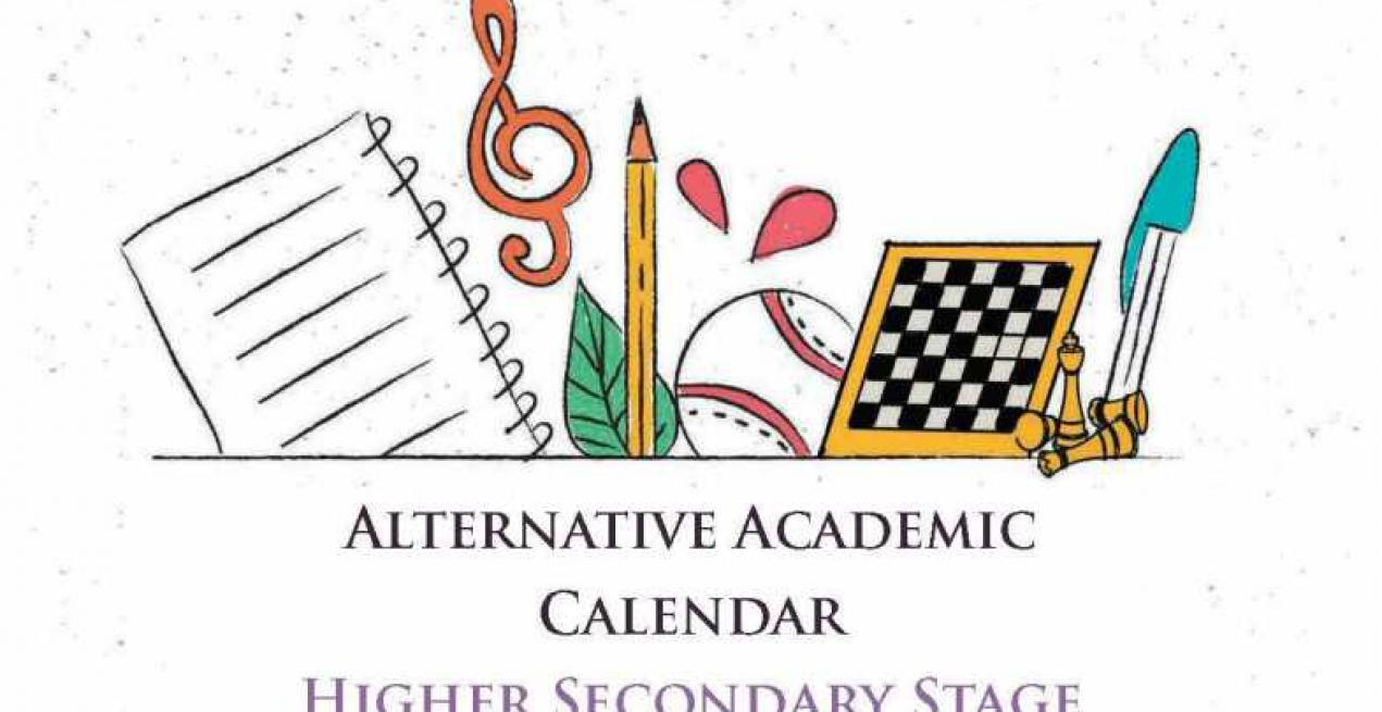 MHRD's Alternative Academic CalendarTo Be Accessed Using Different Tools/Platforms