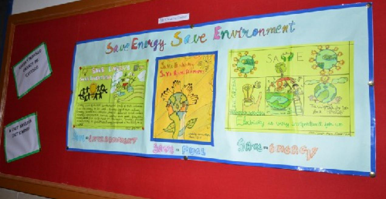 Art Meets Science at Sanskar School, Jaipur