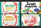 Wildly Famous Children's Books on Wildlife by Sam Hutchinson