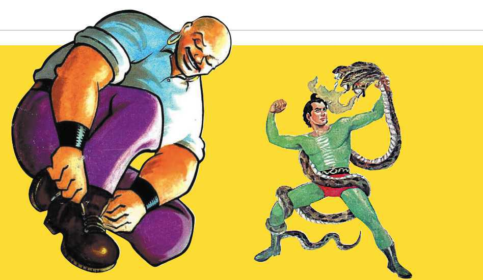 Forgotten Comics Of India Did Internet And Television Take Over The