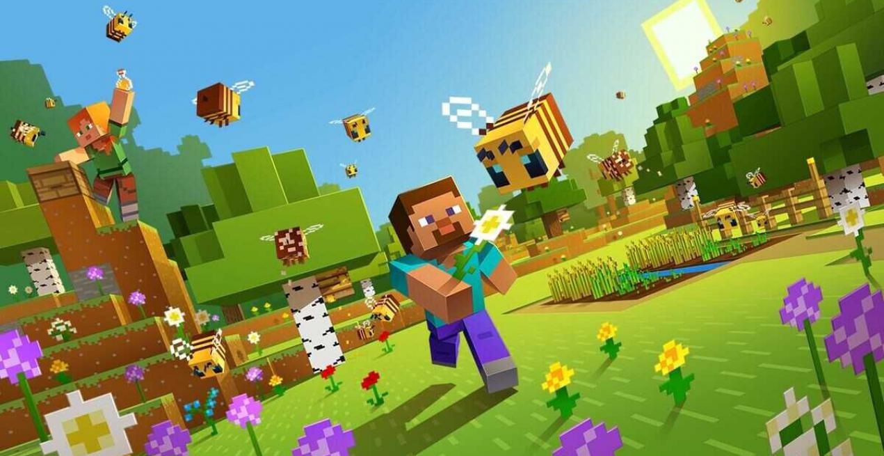 Minecraft Video Game Evolves to Help Kids in E-Learning