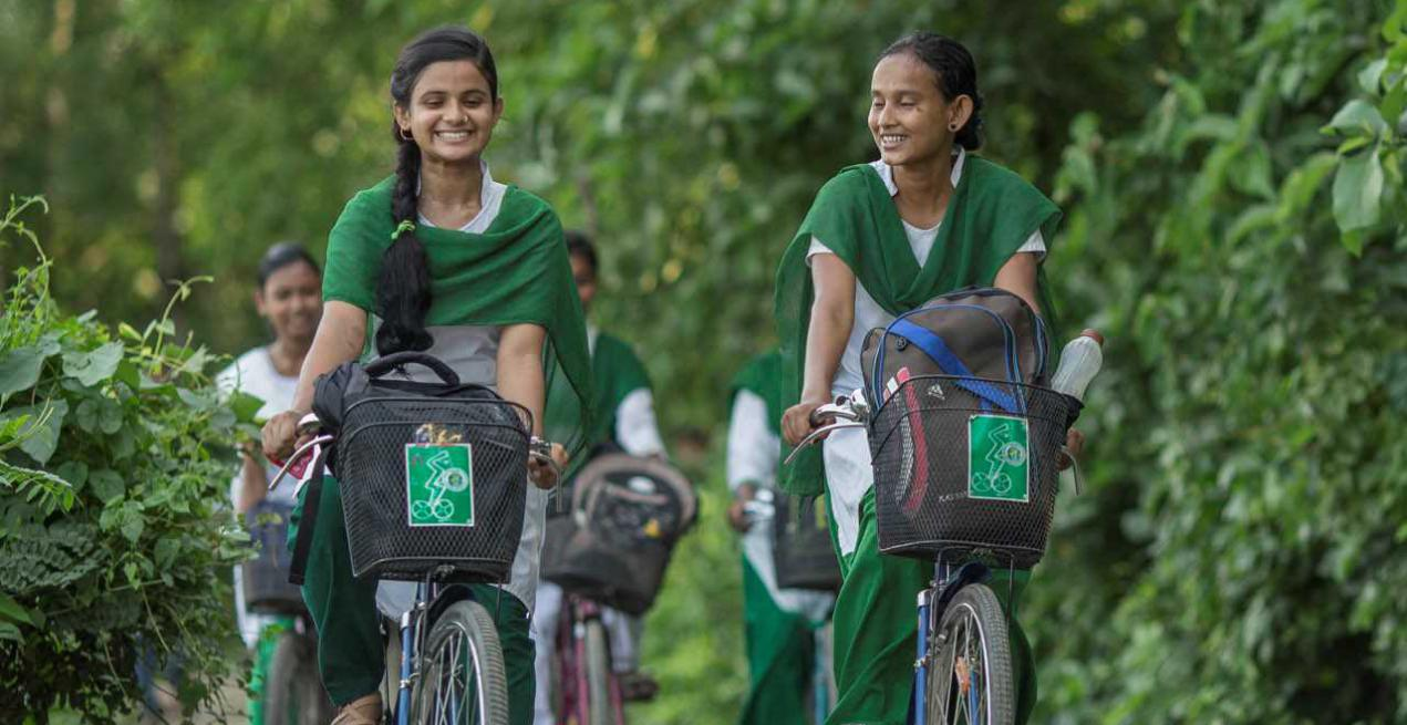 Bicycle Distribution Has Reduced Drop-Out Rate, WB CMMamata Banerjee