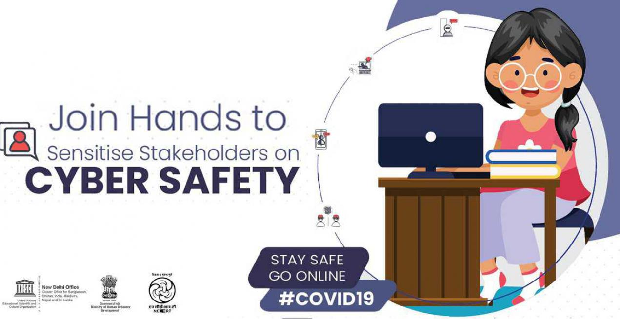 NCERT&UNESCO DevelopBooklet to Raise Awareness on Cybersafety