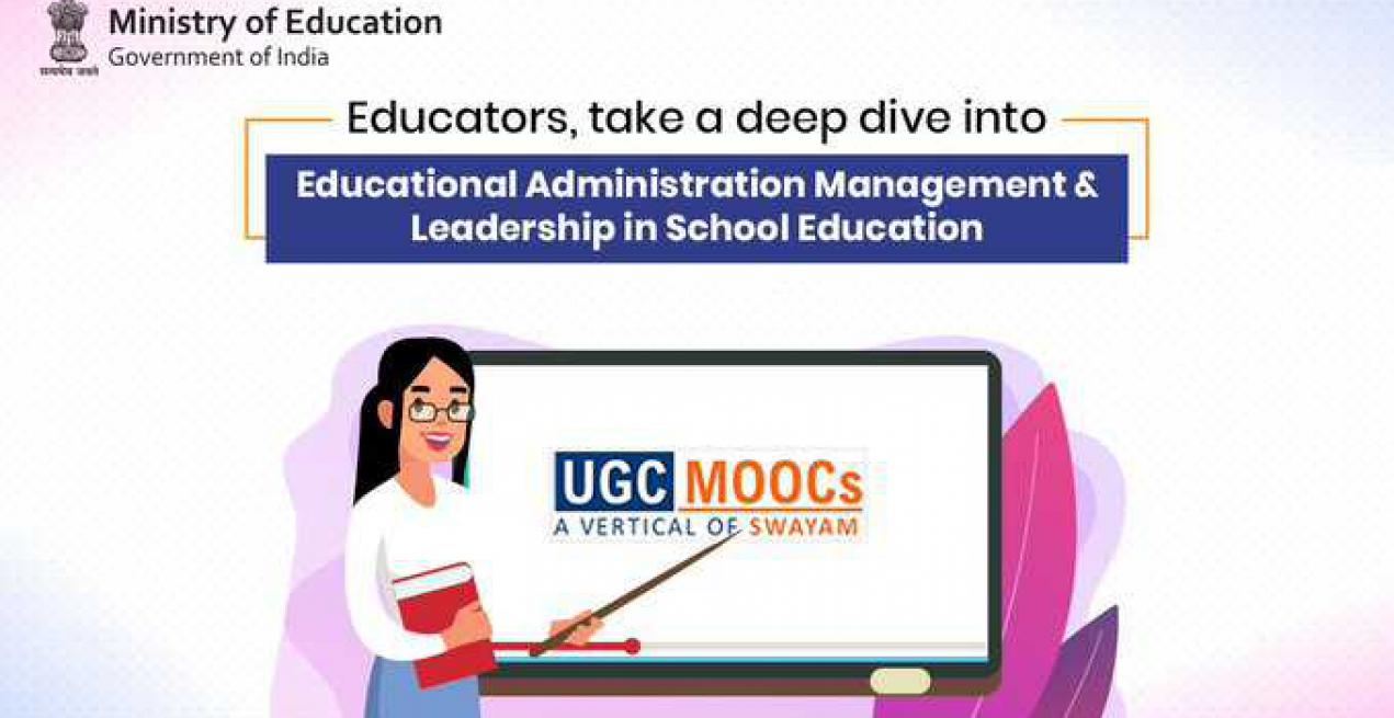 Education Minister Encourages Teachers To Upskill With UGC MOOCs