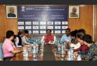 Dr. Ramesh Pokhriyal 'Nishank' reviews new initiatives by HRD Ministry  in designing vocational courses