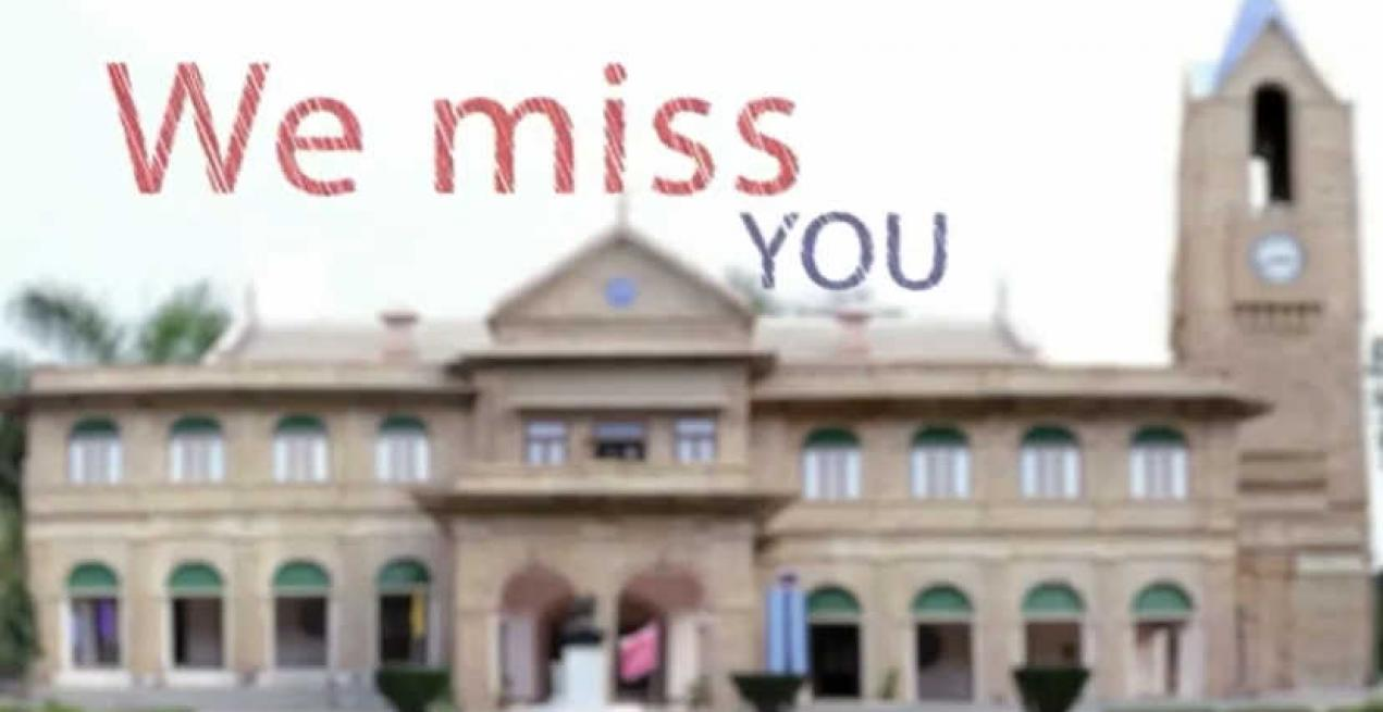 "Here's Why ""We Miss You This Much"" Song by Scindia Kanya Vidyalaya is Going Viral"