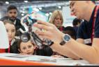 LEGO Education focuses on helping children deepen their robotics knowledge and learn coding