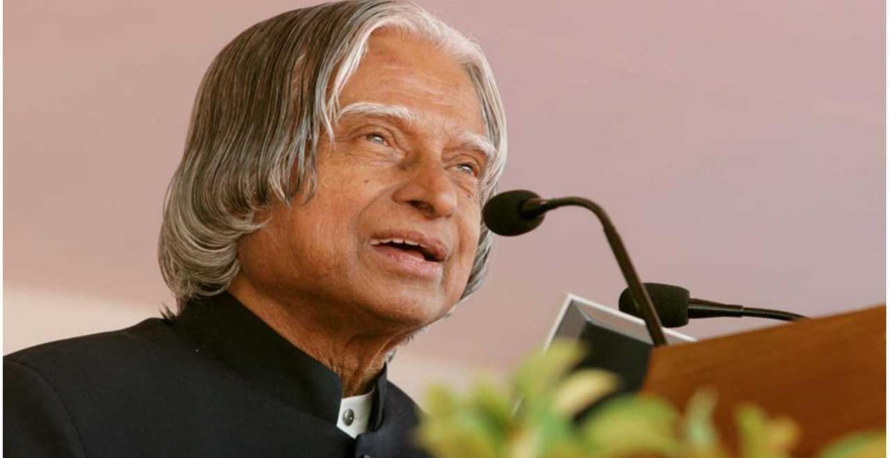 World Students' Day: Celebrating Dr. Abdul Kalam's Birthday With His Ideas on Education