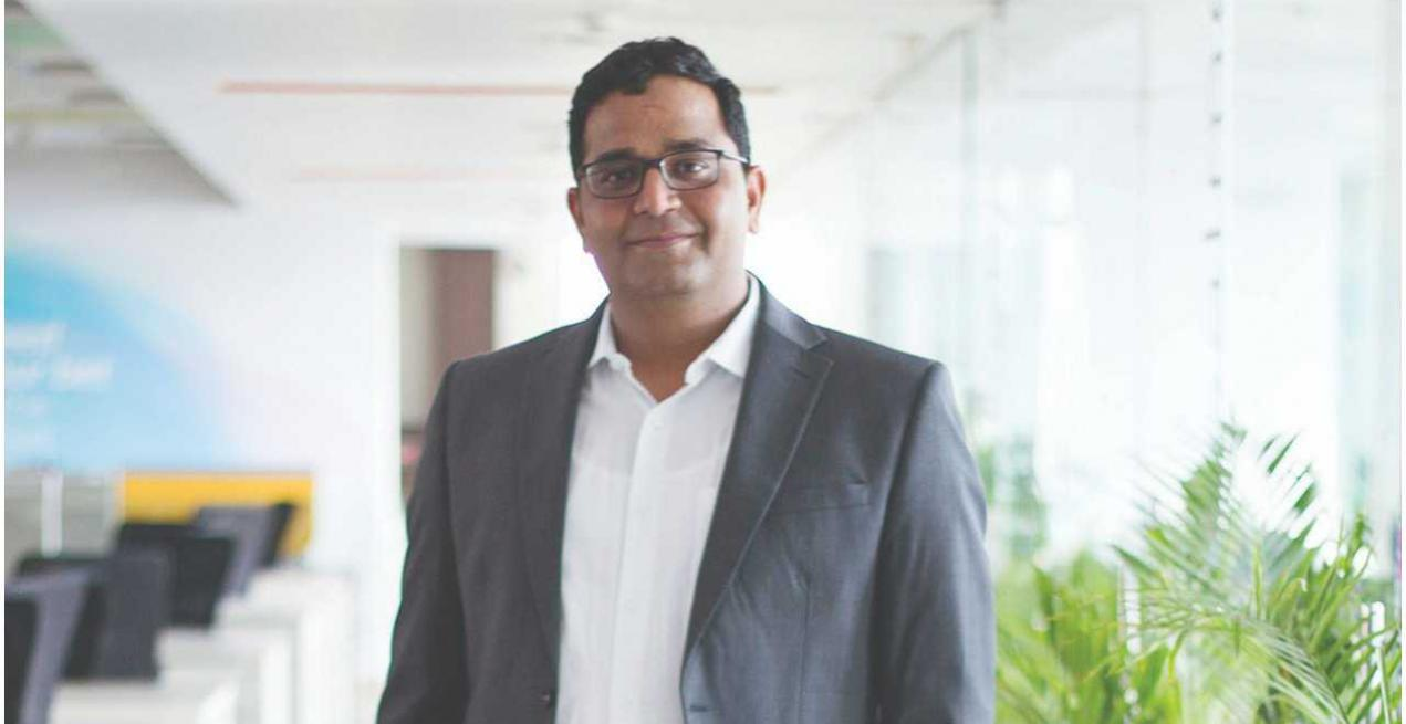 Paytm Founder Remembers The Struggles Faced In School & College Days