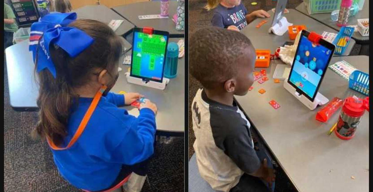 Ohio Kindergarten Teacher Uses STEAM To Promote Inclusion In Class