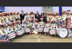 Prize money for National Inter School Band Competition to be increased from next year, says Shri Prakash Javadekar