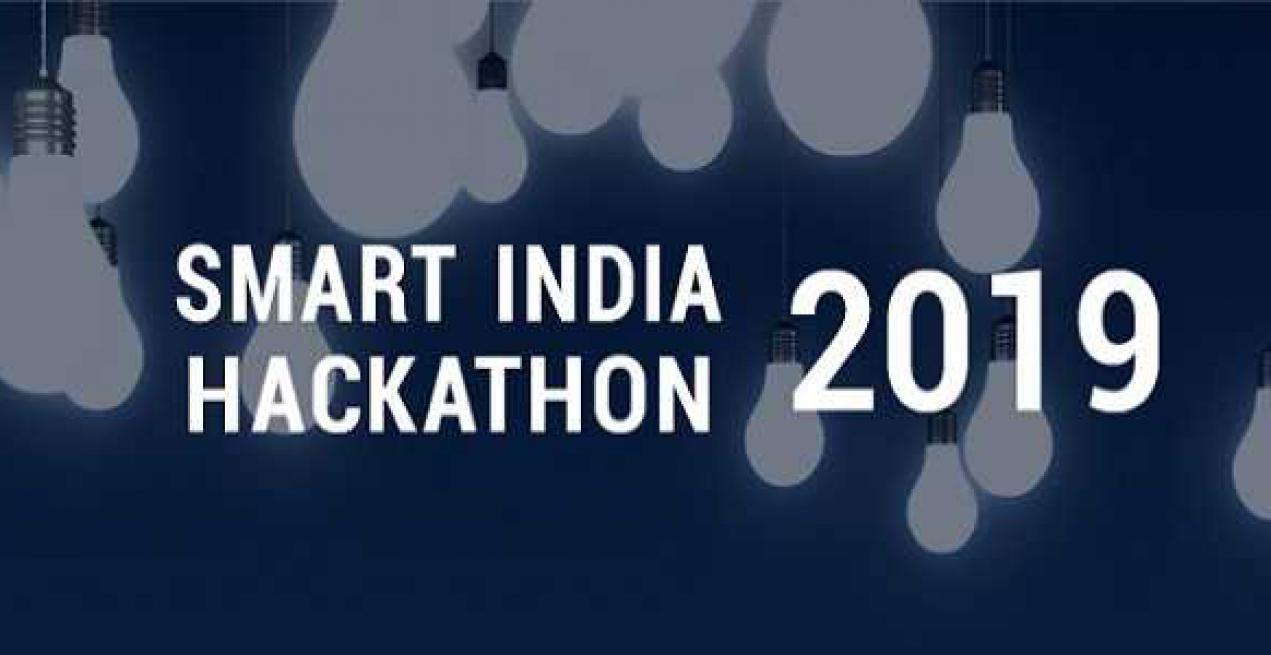 Grand Finale of third edition (Software) of Smart India Hackathon- 2019